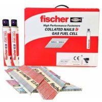 Fischer Gas Nails (first fix)