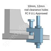 Flange clamp 1