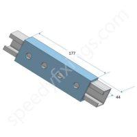 channel coupler external 41mm
