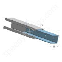 channel coupler internal 41mm