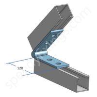 variable angle bracket