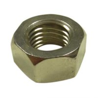 stainless full nut