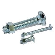 Zinc Plated Coachbolts
