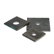MS Square Plate Washers