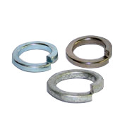 Spring Coil (lock) Washers