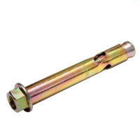 Zinc Plated Loose Nut Sleeve Anchors