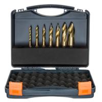 TurboTip Impact Drill Bit Set, 6, 8, 10, 12, 14, 18, 22mm HMT-VD