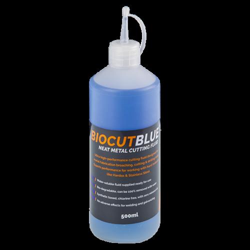 BioCut Blue Neat Cutting Oil 500ml HMT
