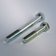 Zinc Plated Bolts