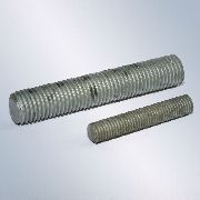 Galvanised Threaded Rod (4.8-MS)