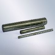 Zinc Plated Threaded Rod (4.8-MS)