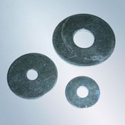 Zinc Plated Penny (Large O.D.) Washers