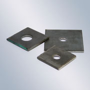 Self-Colour Square Plate Washers