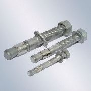 Galvanised Throughbolt Anchors